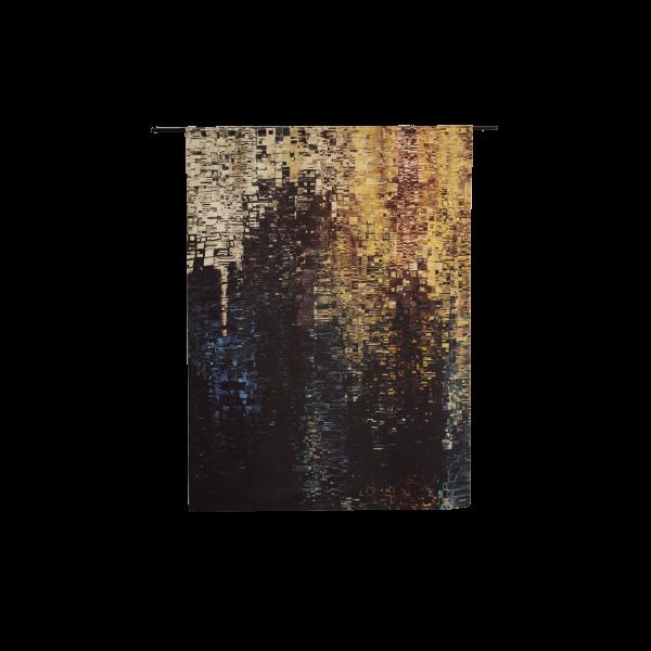 Wandkleed Drops of Gold