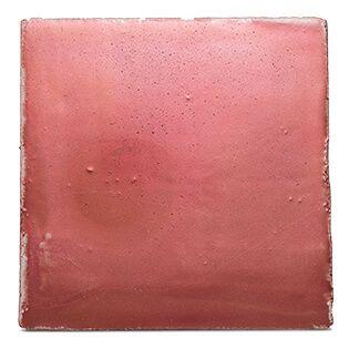 Roze tegel