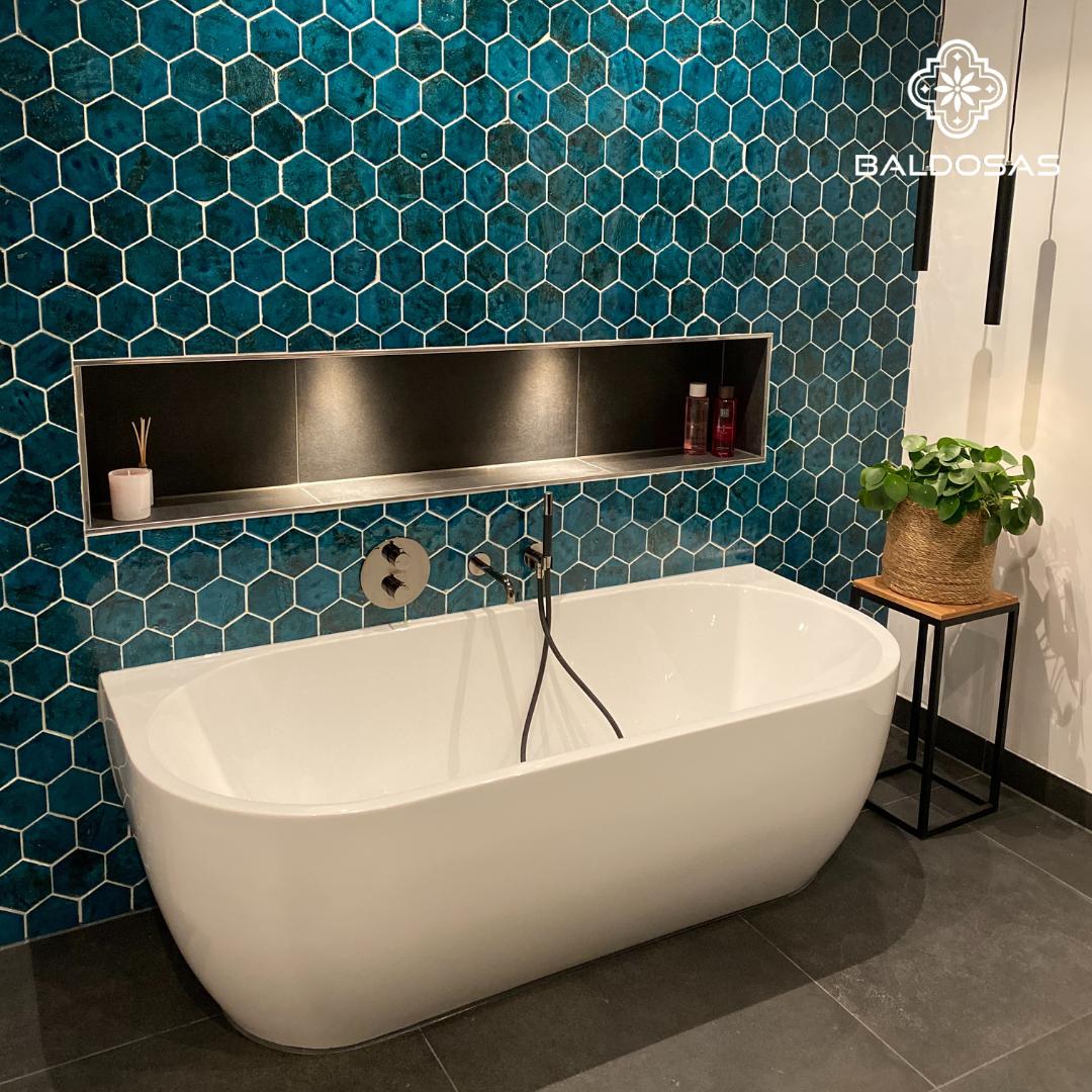 tegels badkamer