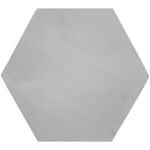 603a Hexagon Spaanse tegel grijs