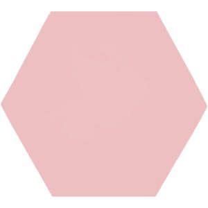 603c Hexagon pink