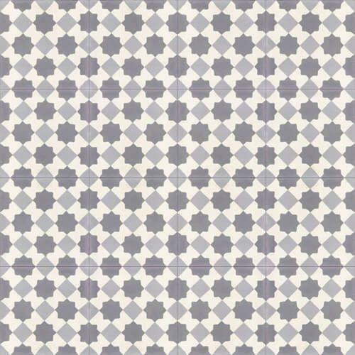 133b Spaanse tegel patroon