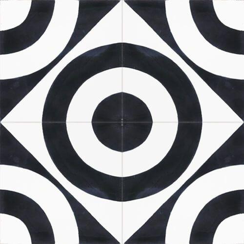 135a Spaanse patroontegel modern