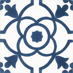 181 Spaanse en Portugese tegels twee kleuren