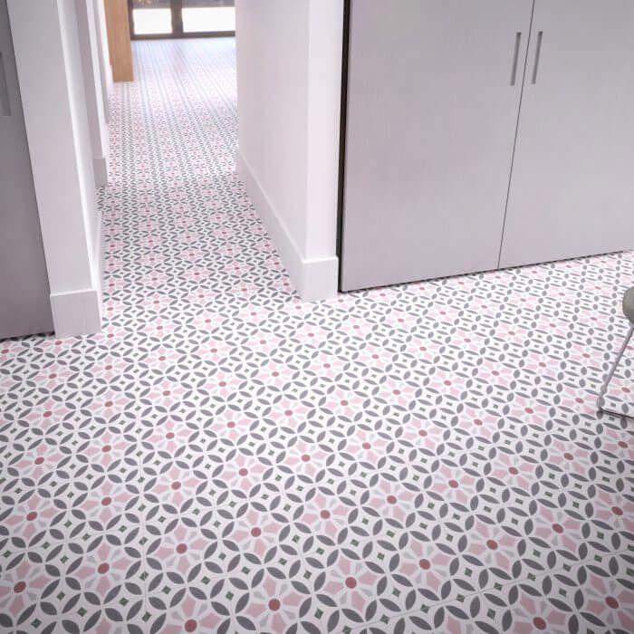 211 Spaanse en Portugese cementtegels diverse patronen
