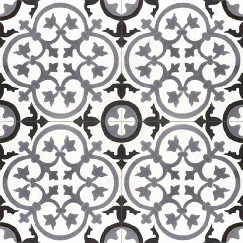 229 klassieke Spaanse cementtegel