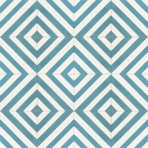 262 patroontegel streepmotief