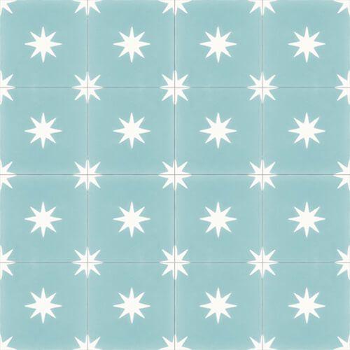 308a Cementtegels modern