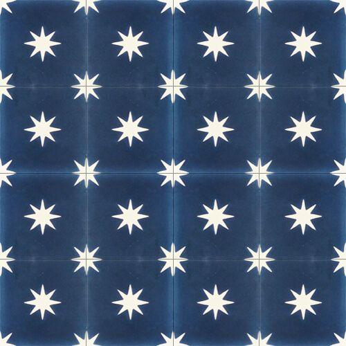 308b moderne tegels sterren