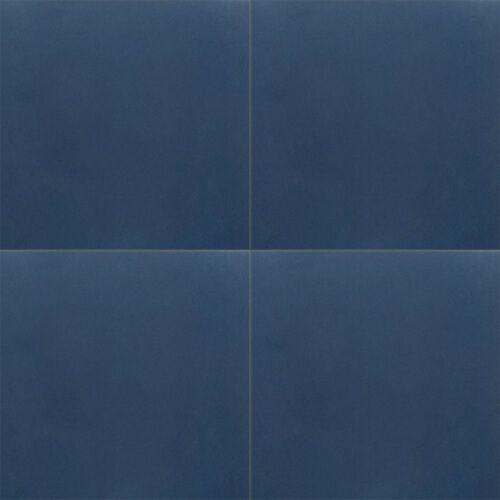 Donkerblauwe tegels Spaans
