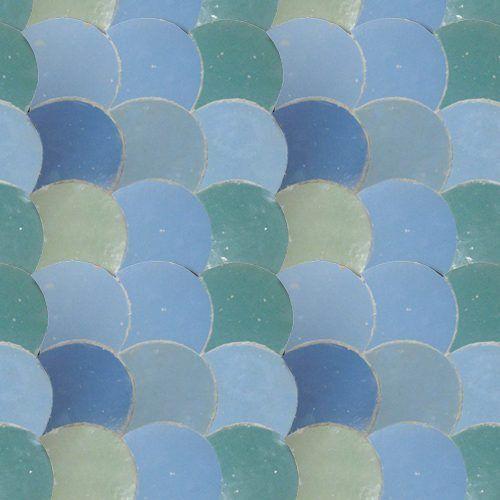 Marokkaanse tegels Zellige