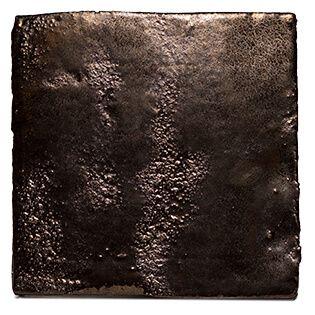Bronze tegels geglazuurd