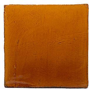 Zellige oranje bruin