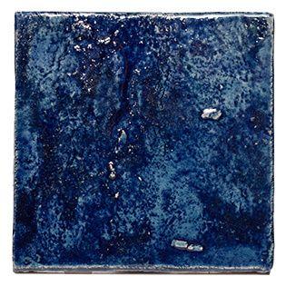 Design tegels blauw