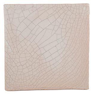 Handgemaakte tegels craquelé