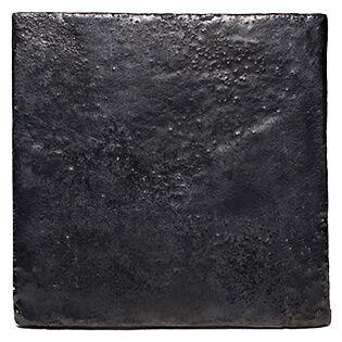 oneffen tegels zwart
