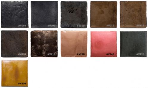 Vintage tegels Zellige