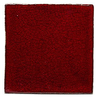 Tegels bordeaux rood