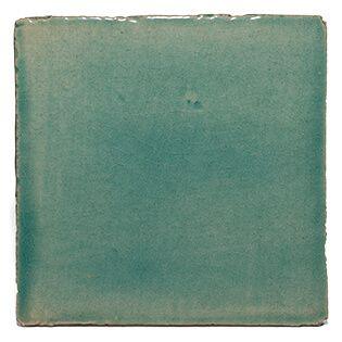 Portugese tegel Turquoise