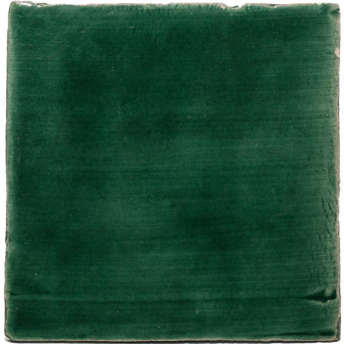 Portugese tegel Groen