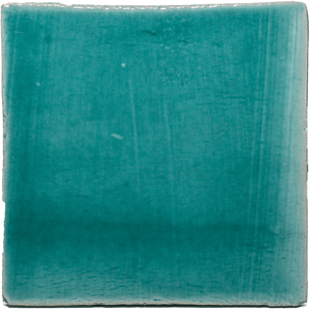 Zellige turquoise