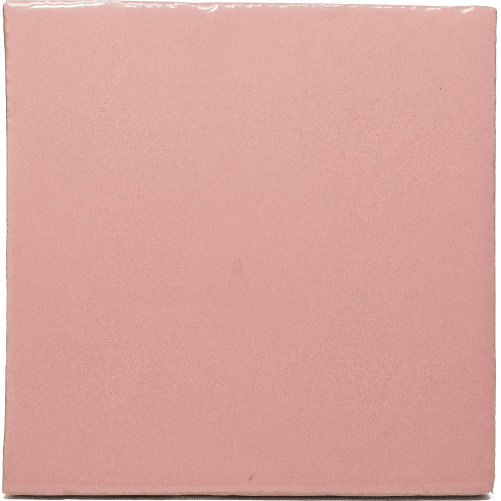 Portugese tegel roze visschub