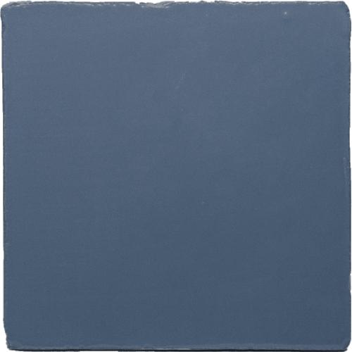 Tegel keuken oud blauw