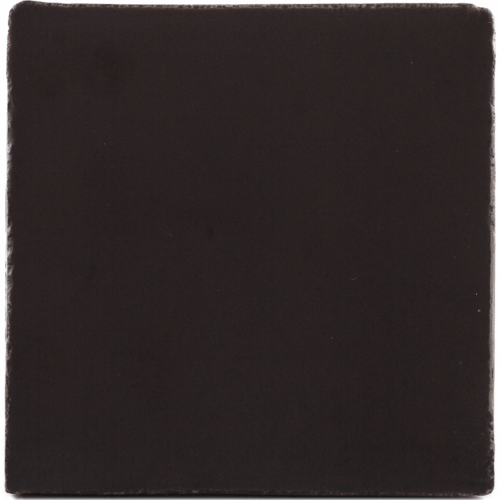 Mat zwarte tegels