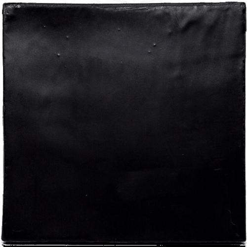 Zwarte tegels keuken