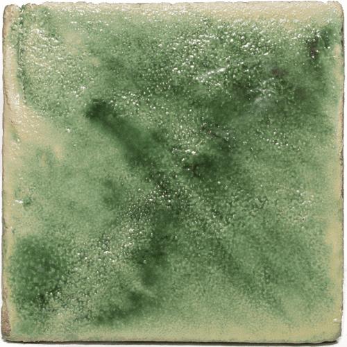 groene oxide tegel