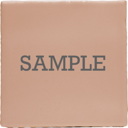 sample vintage pink tile