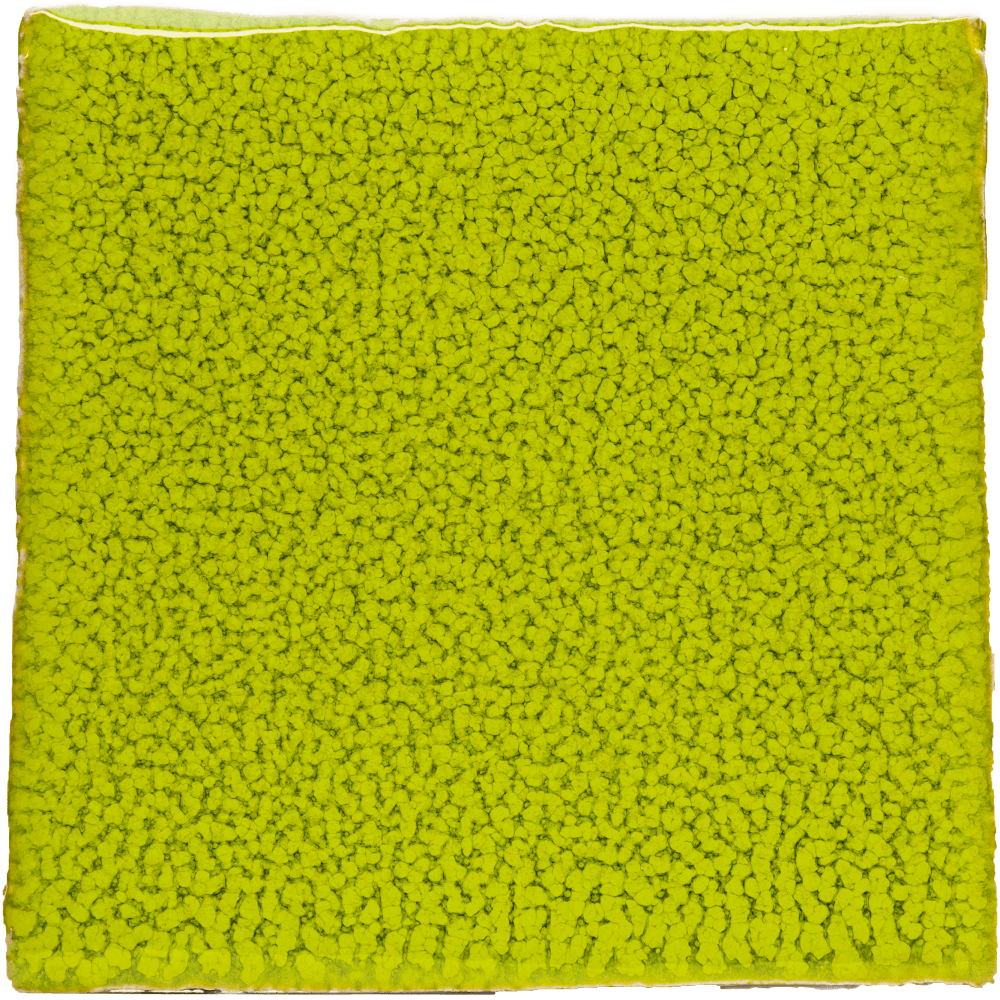 groen wasabi tegel