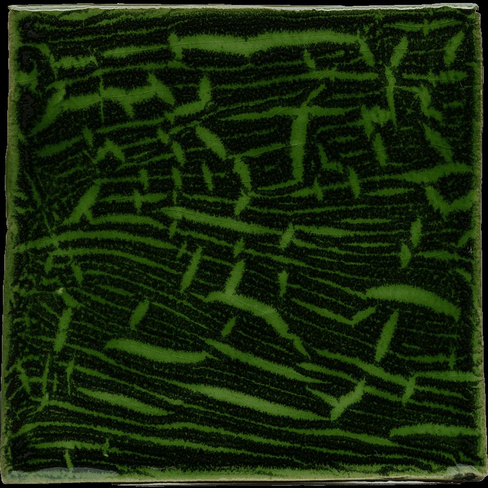 courgette groen tegel