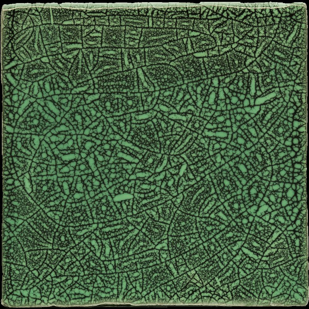 mint groen tegels