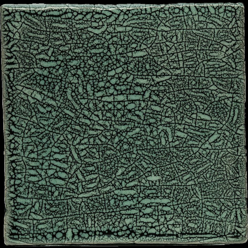 speciale groene tegels